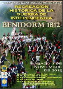 recreacion 1812