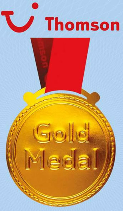 Thomson Gold Award