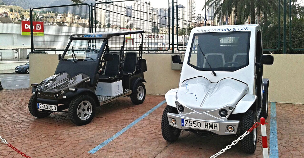 electric vehicles benidorm