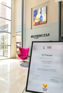 Thomas Cook Award for Hotel RH Princesa